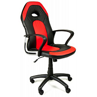 Офисное кресло Calviano Speed red/black NF-8562